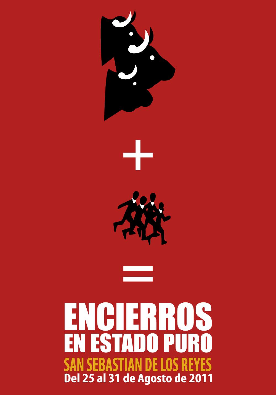 Propuestas Carteles Fiestas San Sebastian de los Reyes 2011 - 2