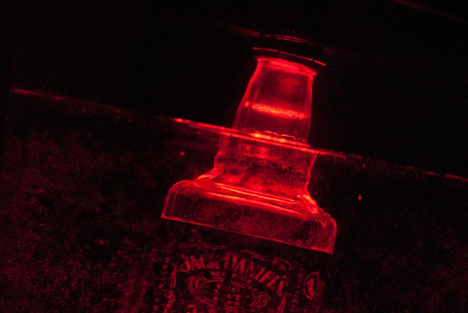 Iluminación Botella Jack Daniel's - 2