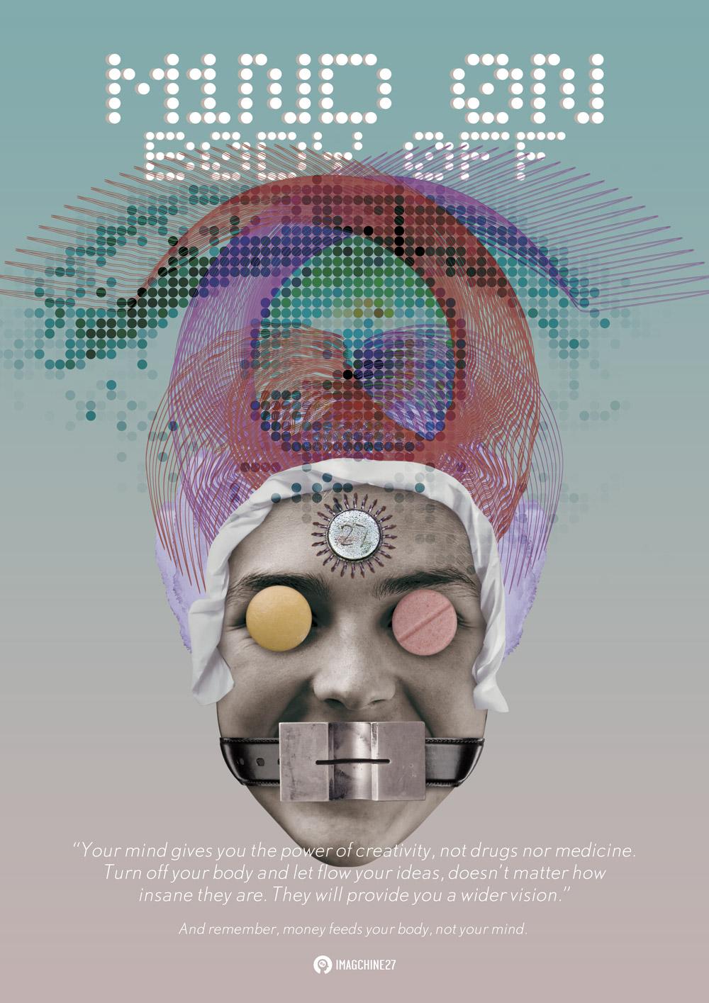 Cartel Mind on - Body off