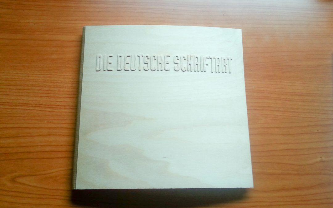 Revista – Die deutsche Schriftart